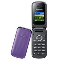Celular Samsung E1195 Roxo