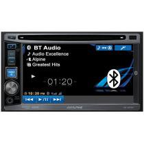 "Central Multimídia Alpine IVE-W530 Tela 6,1"" - Touchscreen Bluetooth Infravermelho"