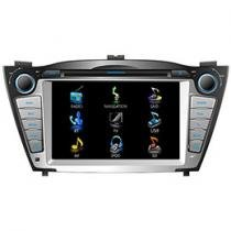 "Central Multimídia Hyundai IX35 Tela 6"" TV Digital"