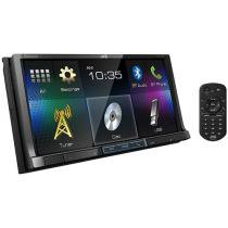 Central Multimídia JVC KW-V41BT Tela 6,95?? - Touchscreen Bluetooth USB