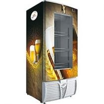 Cervejeira/Expositor Vertical 1 Porta 320L - Freeart Seral Plug-in EVFS C320CW1
