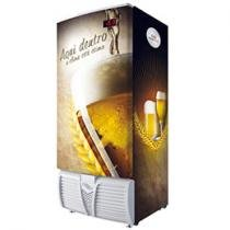 Cervejeira/Expositor Vertical 1 Porta 320L - Freeart Seral Plug-in EVFS C320CX1