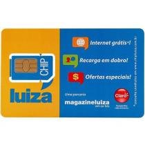 Chip Claro Luiza - 128 KB