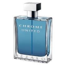 Chrome United Azzaro - 50ml - Perfume Masculino