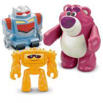Coisa Sparky e Lotso Imaginext Toy Story 3 Fisher Price - Mattel -