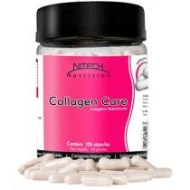 Collagen Care 100 Cápsulas - Nitech Nutrition