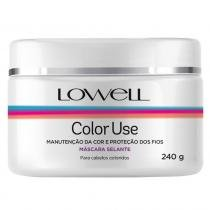 Color Use Lowell - 240g - Máscara Selante