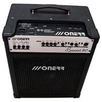 Combo Amplificador para Contrabaixo com 80W RMS