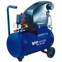 Compressor de Ar 25L 2HP 120 PSI 3600 RPM