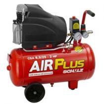 Compressor de Ar Schulz Air Plus 25 Litros