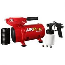 Compressor de Ar Schulz Air Plus com Kit Pintura