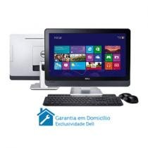 Computador All In One Dell Inspiron One IONE F520 - com Intel® Core i5 6GB 2TB Windows 8 LCD 23 Touch