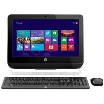 Computador All In One HP 18-1000br com AMD E1 - 2GB 500GB Windows 8 LED 18,5
