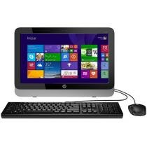 Computador All In One HP 18-5200br com AMD E1 - 4GB 500GB Windows 8.1 LED 18,5