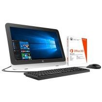 """Computador All in One HP 22-3104br Intel Core i3 - 4GB 1TB LED 21,5"""" Windows 10 + Pacote Office 365"""
