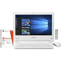Computador All in One Positivo PCTV UD3553 - Intel Dual Core 4GB 500GB + Pacote Office 365