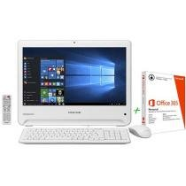Computador All In One Positivo Union PCTV UD3553 - Intel Dual Core 4GB 500GB + Pacote Office 365