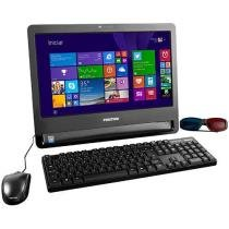Computador All in One Positivo Union UB3010 - Intel Celeron 2GB 500GB Windows 8.1 LED 18,5 Wi-Fi