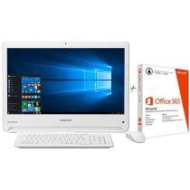 Computador All In One Positivo Union US8565 - Intel Core i5 4GB 500GB + Pacote Office 365