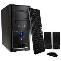 Computador PC Mix J1800 Intel Dual Core - 4GB 500GB Linux