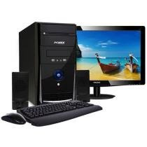 Computador/PC PC Mix L3100 com Intel® Core i3 - 4GB 1TB LED 18,5 Grava DVD
