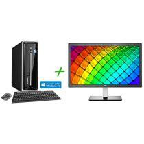 Computador/PC PC Mix L4800 Intel Core i5 - 4GB 500GB Windows 8 HDMI + Monitor LED 21,5""