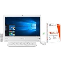 Computador/PC Positivo Union UM3557 Intel Celeron - 4GB 500GB Windows 10 + Pacote Office 365 Personal