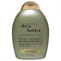 Condicionador para Cabelos Finos e Tigindos 385ml - Smoothing Shea Butter Conditioner - Organix