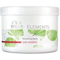 Condicionador Revitalizante Elements Renewing Mask - 500g - Wella