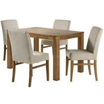 Conjunto Mesa e 4 Cadeiras Canyon