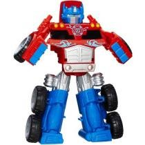 Conjunto Trailler Optimus Prime Transformers - Hasbro
