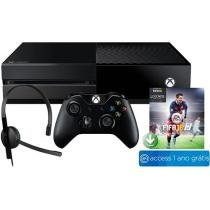 Console Xbox One 1TB com Controle Microsoft - Fifa 16 via Download e 1 Ano de EA Access