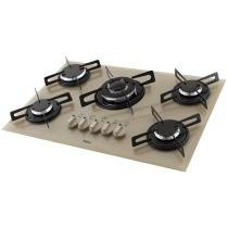 Cooktop 5 Bocas Philco Cook Chef 5 TC - à Gás Natural e GLP Tripla-Chama