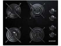 Cooktop a Gs 4 Bocas Acendimento Automtico