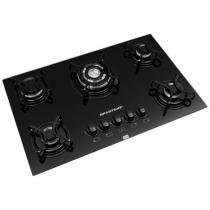 Cooktop a Gs 5 Bocas Brastemp Ative! BDD76A