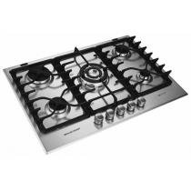 Cooktop a Gs 5 Bocas Brastemp Gourmand BDK75A