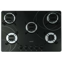 Cooktop a Gs 5 Bocas Cata VDR PRETO CTI 5C