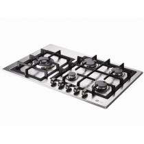 Cooktop a Gs 5 Bocas GE P76 Tripla-Chama