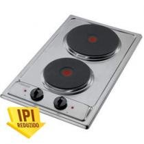 Cooktop Eltrico 2 Bocas Tramontina Domin 94700