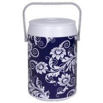 Cooler 24 Latas Anabell - Navy Branco
