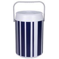 Cooler 42 Latas Anabell - Navy Listras