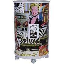 Cooler 75 Latas Anabell - Retro Color