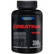 Creatina 300g Probiótica Ideal para Aumentar Massa Muscular