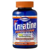 Creatina Creapure 120 Tabletes - Arnold Nutrition
