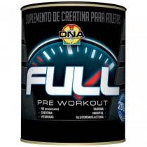 Creatina Full Pre Workout 300g Frutas Vermelhas - DNA