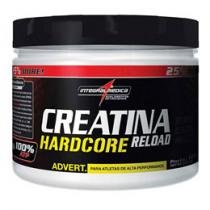 Creatina Hardcore Reload 125g - Integralmédica