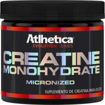 Creatina Microzined Monohydrate 300g - Atlhetica Evolution