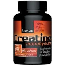 Creatina Monohydrate 120g - Basic Nutrition