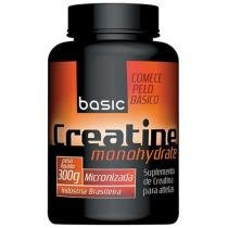 Creatina Monohydrate 300g - Basic Nutrition