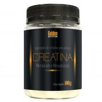 Creatina Monoidratada 100g - Golden Nutrition
